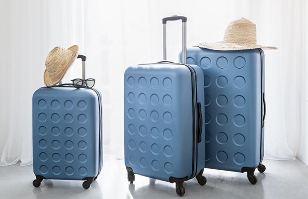En resväska för varje behov, för både långa och korta resor