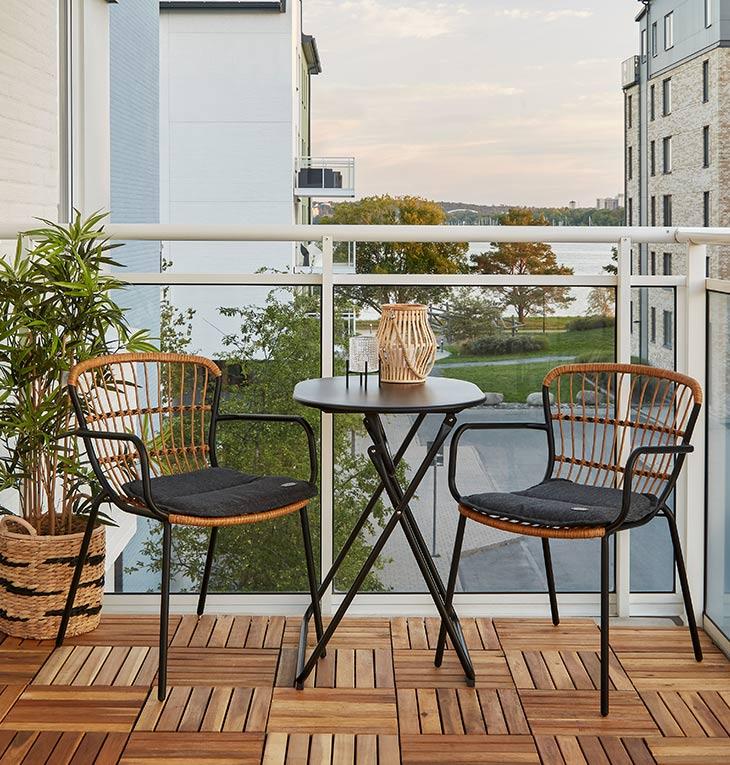 Strålande Wähle die richtigen Gartenmöbel NY-62