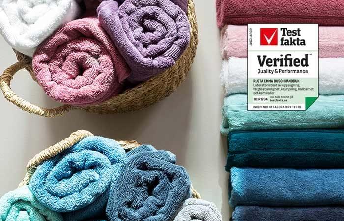 Enorm Håndklær & badekåper GS-01