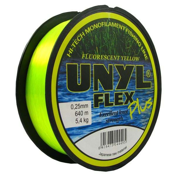 Lina monofilament Unyl Plus Flex