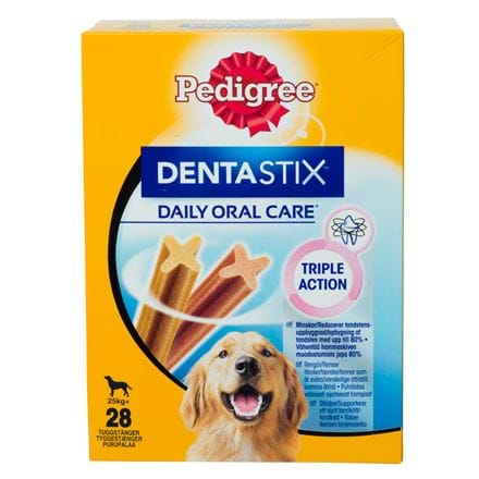 Tuggpinnar Pedigree Dentastix