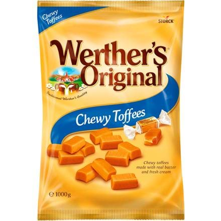 Godteri Werther`s Original